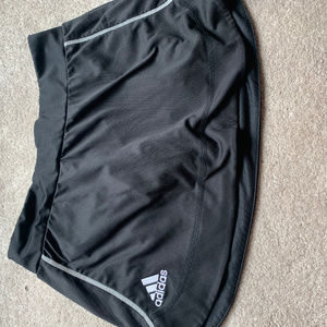 Black Adidas Golf/Tennis Skirt Medium
